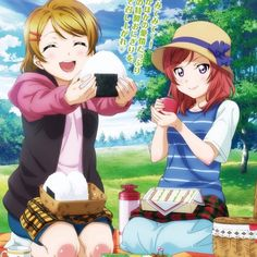 hi i'm home i had fun i'm really sad to have to take off my makeup and dress and let my hair go back to normal but oh well it was fun while… Love Live School Idol Project, Mari Ohara, Maki Nishikino, Live Picture, Cosplay, Live Love, Art Of Living, New Pictures, Kawaii Anime