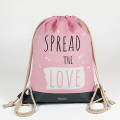 We are so excited and happy to tell you that our first lovely products are now available on Etsy. They are designed with love and should make you happy while you are doing the things you love. Feeling Happy, How Are You Feeling, Are You Happy, Drawstring Backpack, Told You So, Backpacks, Make It Yourself, Summer, How To Make
