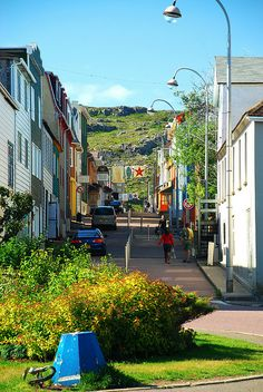 St Pierre et Miquelon (FR) - A little French colony consisting of 2 small islands just west of Newfoundland, Canada! Definitely on my bucket list if I'm ever in that area of the world.
