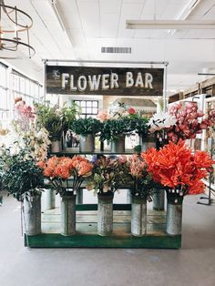 How to Plan the Perfect Trip to Magnolia Market and Waco How to Plan the Perfect Trip to Magnolia Market and THe Findery Waco, Trip to magnolia Market, where to shop in Waco, modern farmhou Flower Shop Decor, Flower Shop Design, Flower Shop Displays, Flower Truck, Flower Bar, Cactus Flower, Faux Flowers, Small Flowers, Exotic Flowers