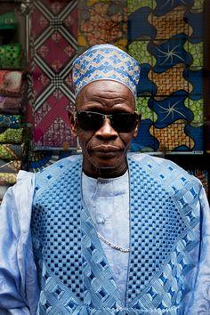 Senghor from Senegal