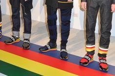 Iceberg Milan Men's Fashion Week Fall 2016 Shoes