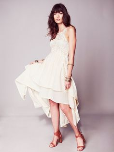 Free People FP New Romantics Swept Away Limited Edition Dress, $500.00 this is the one I want!