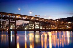 Marquam Bridge, Portland