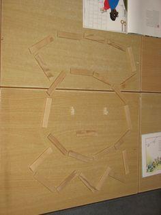 Constructie: Pietje van kapla. activiteit voor de midden en of bovenbouw. Diy For Kids, Paper Shopping Bag, School, Stage