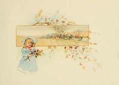 Vintage Ephemera: seasons