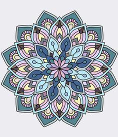 Mandala Art, Mandala Drawing, Ying Y Yang, Pottery Painting Designs, Small Canvas Art, Dot Art Painting, City Wallpaper, Mandala Coloring Pages, Flower Doodles