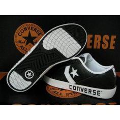 ad4b3e60ae85 Converse Pro Star Fastbreak OX Black White