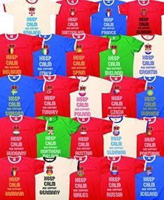 Mens Ringer T-Shirt RETRO KEEP CALM EURO 2016 Football
