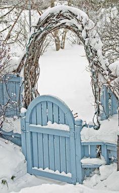 Это МОЙ день!: Синий сад. Идеи для вдохновения.