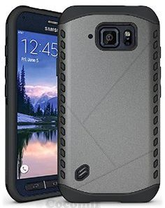 BEST Galaxy S6 Active Case, Cocomii® [HEAVY DUTY] Galaxy S6 Active Shield Case **NEW** [Ultra Vulcan Armor] Premium Shockproof Air Cushion Bumper Case - Full-body Rugged Hybrid Protective Cover Bumper Case for Samsung Galaxy S6 Active • Unique, rugged design with style and the utmost protection • Raised edge around the front lip for face-down protection • Extreme Protection from drops and scratches • Unique, Aesthetic Design that Adds Beauty • 5% Off Coupon Code 6BXA7NOZ This Week Only!