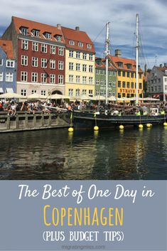 The Best of Copenhagen in One Day on a Budget