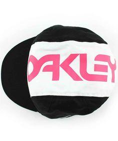 6fe07673d Cycling Cap Black 5 Oakley Cycling