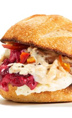 Cheesegiving: This leftover turkey sandwich just may be better than the main event…