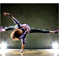 Hip hop is the first style of dance I ever really committed to- I swear, once it's in your bones, it never leaves.