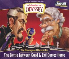 Adventures in Odyssey - Blackgaard Chronicles - The Battle Between Good and Evil Comes Home