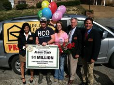 Congratulations to SuperPrize winner Jason Clark of Pocahontas, AR!