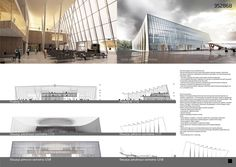 [A3N] : Airport Terminal Szymany Competition  / MOM Architects + Easst