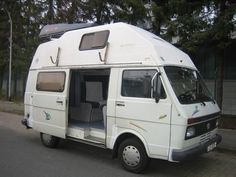 Volkswagen LT Vw Lt, Camper Trailers, Happy Campers, Volkswagen, Van Life, Motorhome, Recreational Vehicles, Classic Cars, Cycling