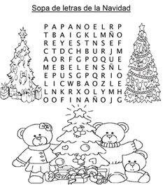 Resultado de imagen de actividades de navidad para niños