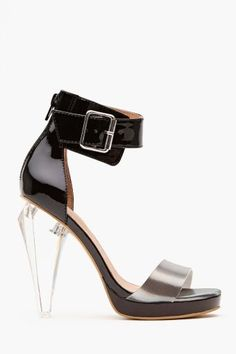 #Strappy #High Heels Great Street Style Shoes