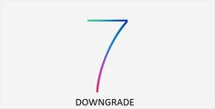 Now you can downgrade iPhone running iOS 7 beta 1 to iOS and using detailed guide here Ios 7, Letters, Iphone, Beats, Gadgets, Geek, Tutorials, Running, Letter