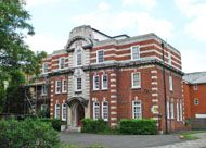 Weir Maternity Hospital, Weir Road, Balham, SW London - this is where I was born!  :o)  CDx