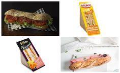 Quel sandwich pour la pause déjeuner au bureau ? Les 4 coups de coeur de la rédaction !