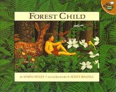 Forest Child (Aladdin Picture Books): Marni McGee, A. Scott Banfill: 9780689825781: Amazon.com: Books