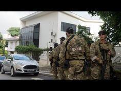 Allanan residencia y fundación de Lula Da Silva - YouTube