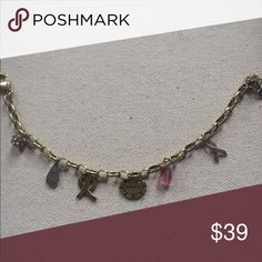 Silpada breast cancer awareness bracelet Silpada's breast cancer awareness bracelet Silpada Jewelry Bracelets