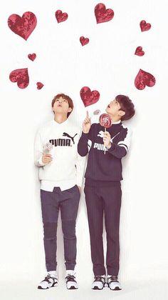 my love person nerd (vkook) Taekook, Foto Bts, Bts Photo, Namjin, Yoonmin, Kpop, Taehyung 2016, V Bts Cute, Vkook Memes