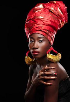 Fulani princess