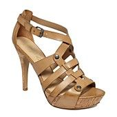 Marc Fisher Shoes, Creeks Platform Sandals -Love these!-