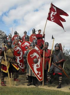 Ormswald Re-enactment Group