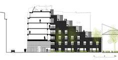 Gallery of Social-Housing Units in Paris / Atelier du Pont - 17