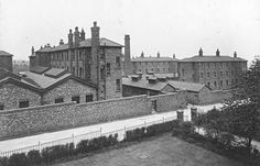 The Workhouse in West Derby, Lancashire Liverpool History, Liverpool Home, Eaton Place, St Margaret, Water Tower, Local History, Baker Street, Old West, Aerial View