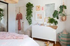 A Cheery L.A. Rental Has a Cute DIY Yard Inspired by Mexico: gallery image 26