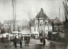Nederland, Enschede, ca. 1860, Koude Kermis