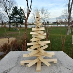 www.design.wien rudolf I. Der Kleine Jenga, Toys, Design, Tree Structure, Activity Toys, Clearance Toys, Gaming, Games