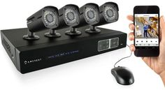 #Amcrest #720P #HDCVI #Security #Camera #System #Review https://securitycamerasystems123.wordpress.com/2015/05/14/amcrest-720p-hdcvi-security-camera-system-review/