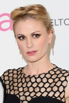 Anna Paquin - 21st Annual Elton John AIDS Foundation Viewing Party 24 February 2013