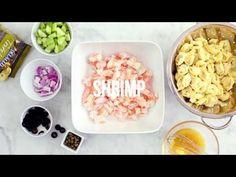 Chilled Italian Shrimp Tortellini Pasta Salad | Skinnytaste