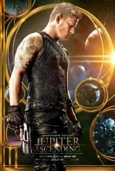 New trailer and posters for The Wachowski's Jupiter Ascending | The Movie Bit