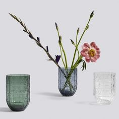 Colour Vase | Blue
