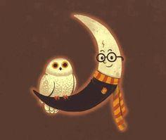 Harry Potter art.
