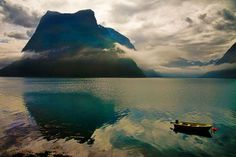 """Leknest, Orsta, Norway.""""before the storm"""" by jenvins on flickr"""
