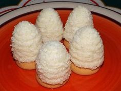 kokosová hnízda