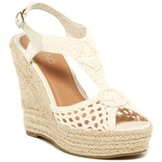 Abound Lundy Wedge Sandal