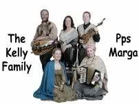 The Kelly Family, Paddy Kelly, Barbara Ann, Travel Through Europe, Irish American, Stana Katic, Folk Music, Singing, Concert